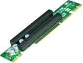 Supermicro 1U LHS WIO Riser card with two PCI-E x16 slots
